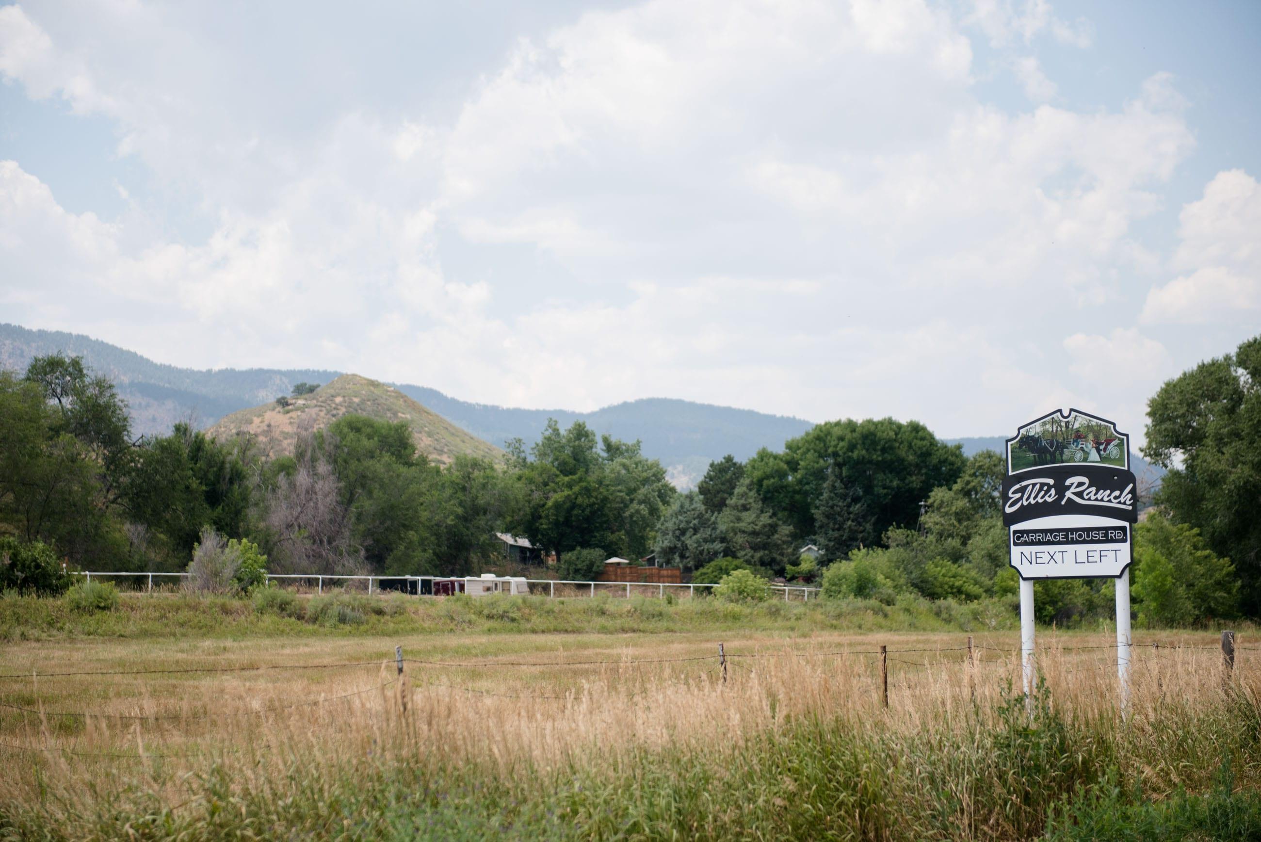 Ellis Ranch | Elizabeth Jane Photography | Fort Collins Wedding Photographer