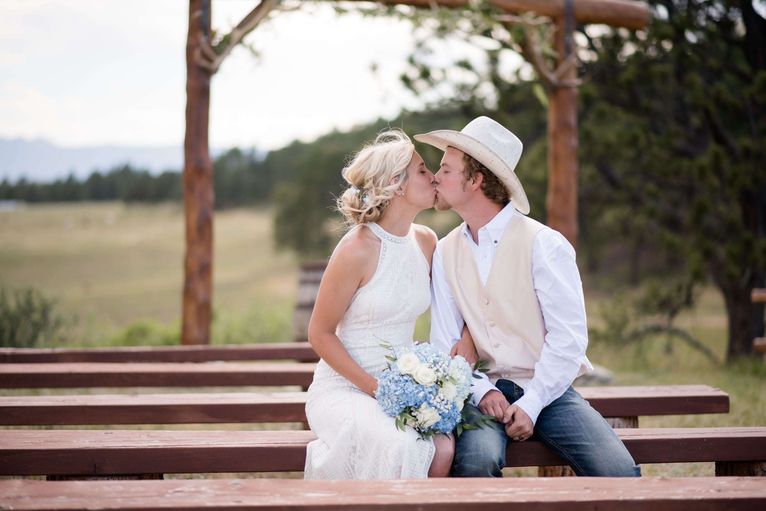 Northern Colorado Country Wedding | Younger Ranch, CO