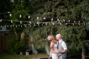 Backyard Wedding | Fort Collins, Co | Fort Collins Wedding Photographer