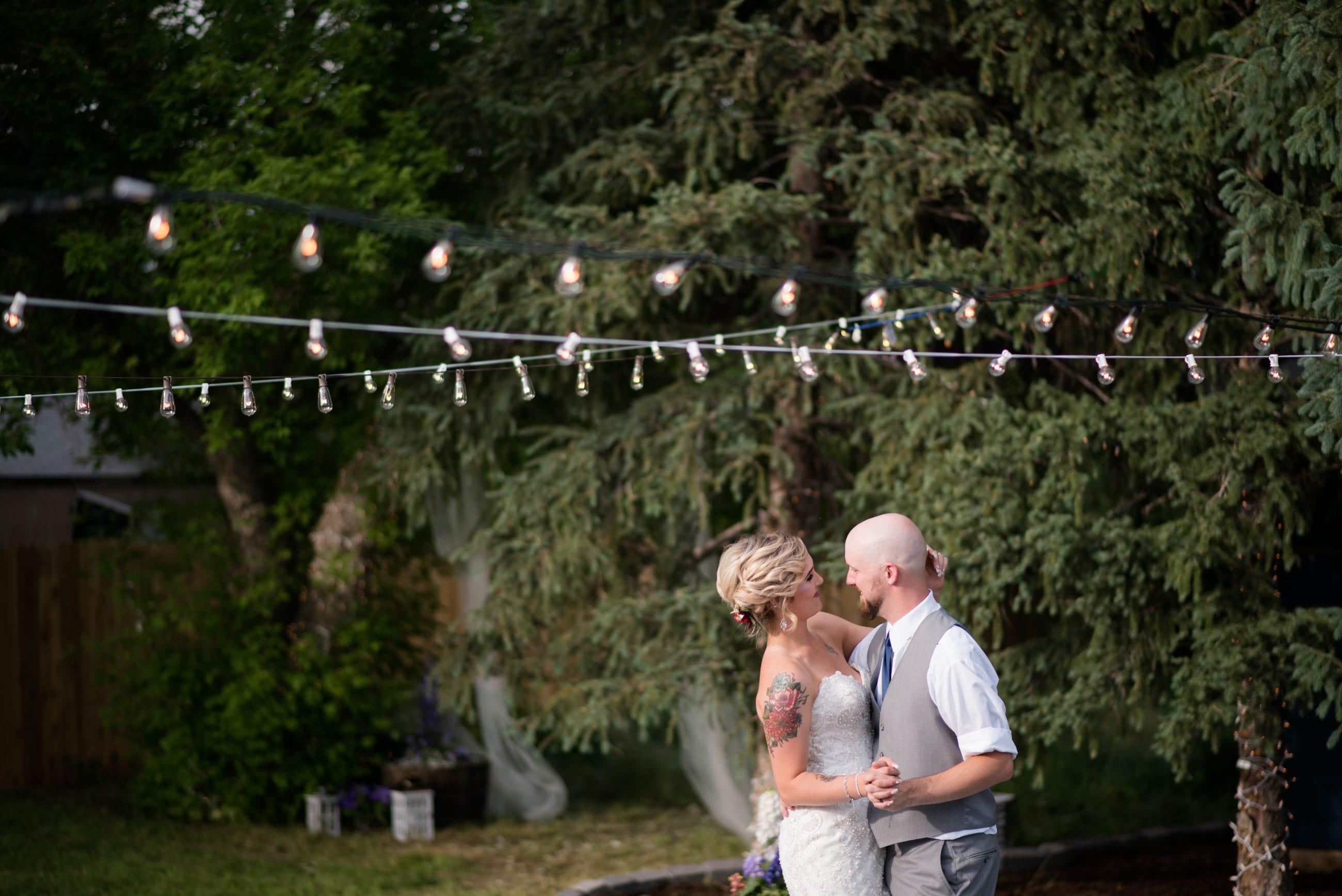 Backyard Wedding | Fort Collins, Co | Fort Collins Wedding Photographer