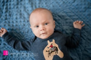 First Year | Three Month Old | Fort Collins Children's Photographer