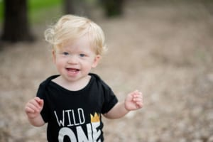 One Year Old | Fort Collins Kids Photographer