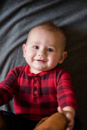 Nine Month Old | Fort Collins Baby Photographer