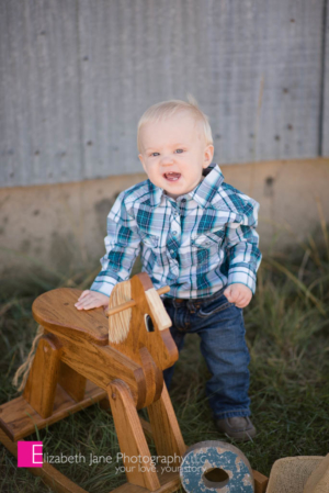 First Year | Fort Collins Children's Photographer