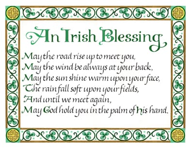 Irish Blessing | Fort Collins Photographer