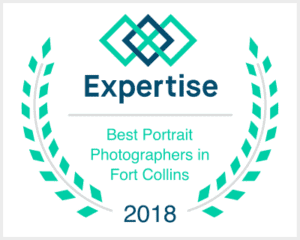 2018 Best Portrait Photographer in Fort Collins